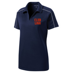 ST Micropique Sport-Wick Piped Polo