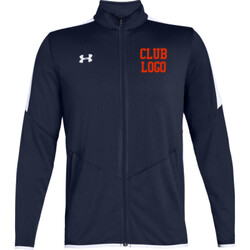 UA Rival Knit Warm-Up Jacket