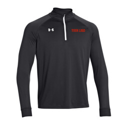- UA TECH 1/4 ZIP