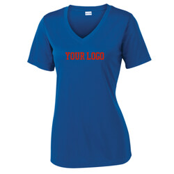 - Ladies PosiCharge™ Competitor™ V Neck Tee