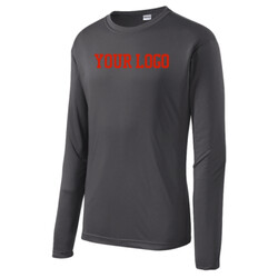 - Long Sleeve PosiCharge™ Competitor™ Tee