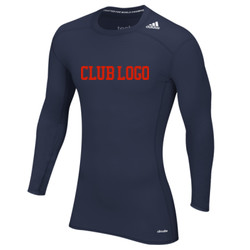 Adidas Techfit Long Sleeve Top