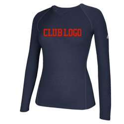 Adidas Women's Climalite Long Sleeve Tee