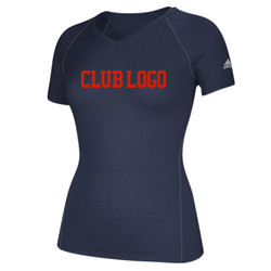 Adidas Women's Climalite Short Sleeve Tee